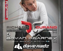 Feb. 3rd – Richard Durand and Bryan Kearney @ Circus Afterhours