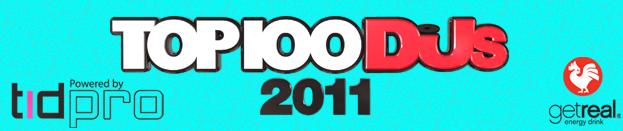 Top 100 DJ Mag 2011