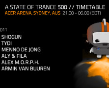 Download A State Of Trance 500 Sydney