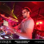DJ Optick @ Muzique 04-12-2011 – Review