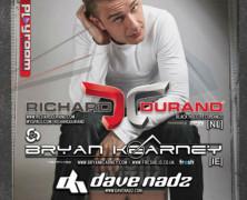 Feb. 3rd – Richard Durand and Bryan Kearney @ Circus Afterhours