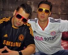 DJ Mikas and DJ Sage – 'High and Dry'