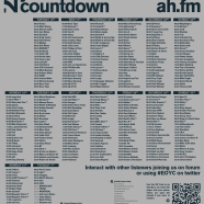 AH.FM – End Of Year Countdown 2012